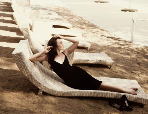 Derecho a la intimidad: Fotos en la playa