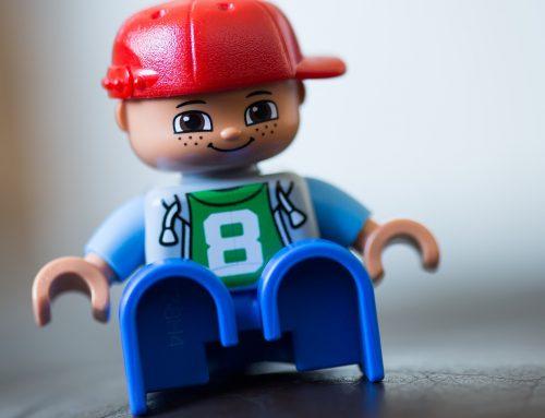 Marca comunitaria: Figuras de Lego